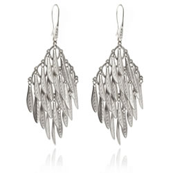 Dream Titania Silver Earrings