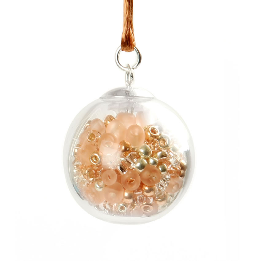 Treasure Me Rose Bubble Bauble