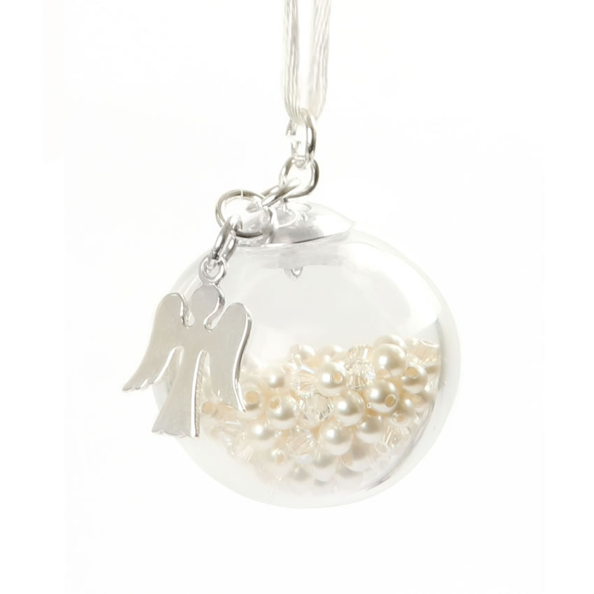 Treasure Me Angel Bubble Bauble
