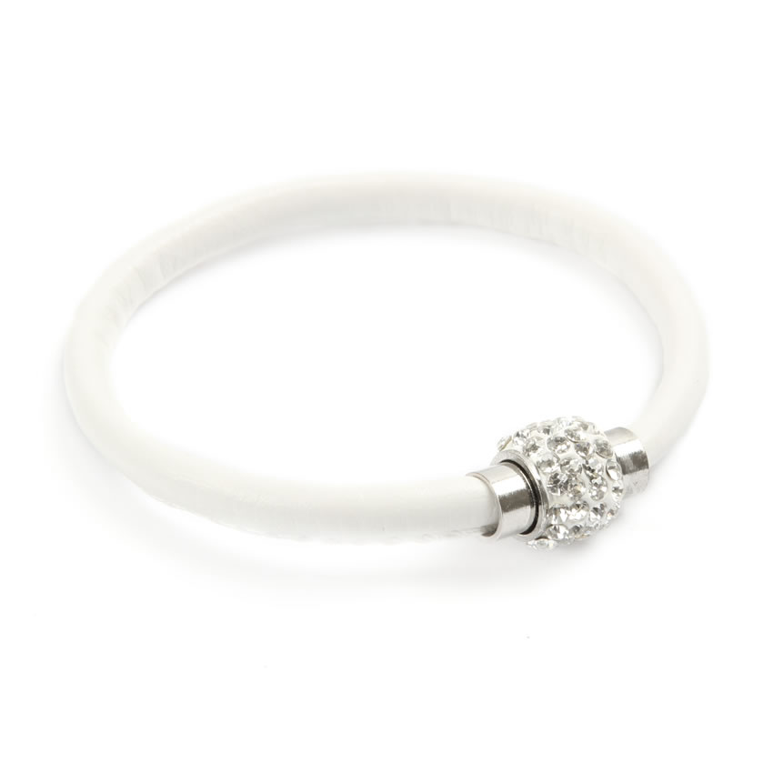Starlight White Bracelet