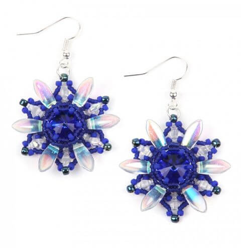 Starburst Earrings | Take a Make Break
