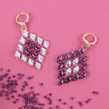 GemDuo Shimmer Earrings