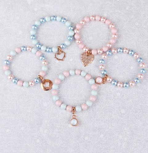 Pastel Perfect Bracelet Collection