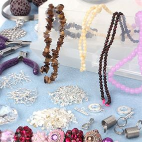 Jewellery making starter kits