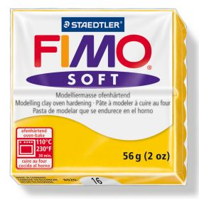 Staedtler Fimo Soft Polymer Clay Sunflower 56g (1.97oz)