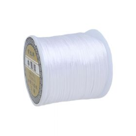Satin cord / 1.5mm / white / 70m