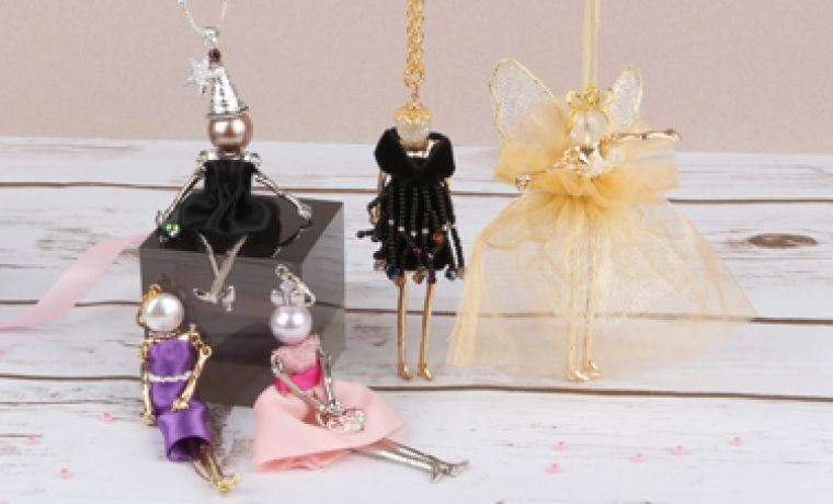 NEW French Doll Pendants | Tips & Tricks