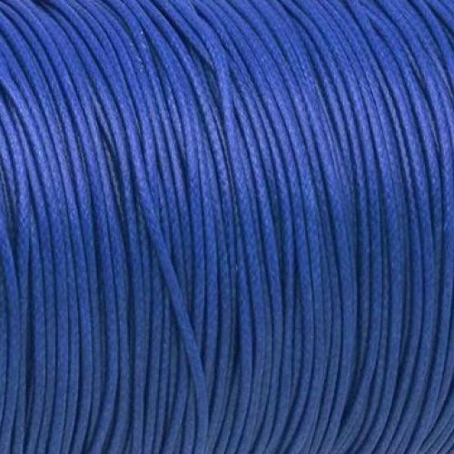 Coated twine / 1.0mm / navy blue / 1m