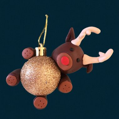 Cute Reindeer Decoration