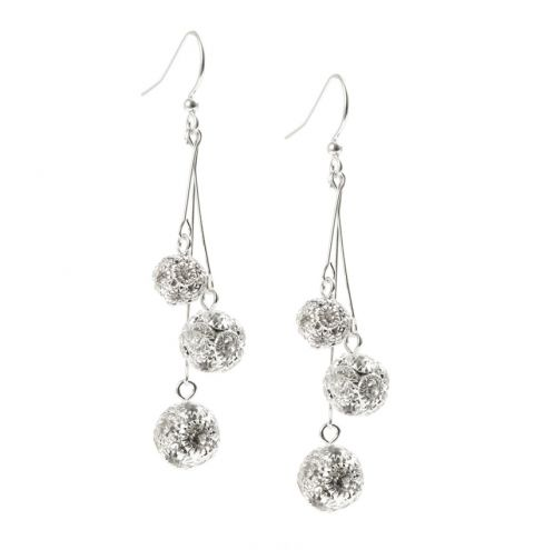 Glitterball Earrings