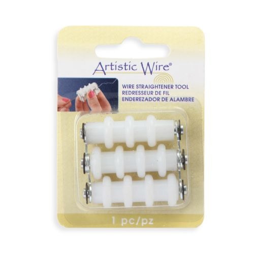 Wire Straightener Nylon Roller Tool Pack of 3 Rollers