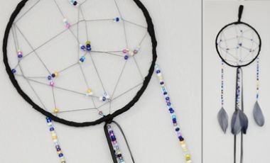 HOW TO MAKE: Dream Catcher Decorations