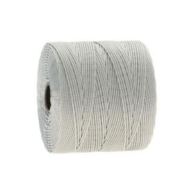 BEADSMITH ™ / thread SuperLon Fine / nylon / Tex 135 / Sandalwood / 0.5mm / 108m