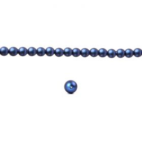 5810 Swarovski Glass Pearl 2mm Crystal Iridescent Dark Blue Pk100