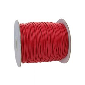 Coated twine / 2.0mm / red / 80m