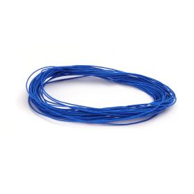 Satin Cord 0.5mm Electric Blue 5m