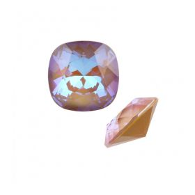 4470 Swarovski Crystal Square Fancy Stone 10mm Crystal Cappuccino DeLite Pk1