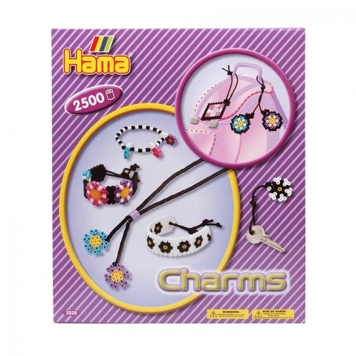 Hama Beads Charms Gift Set For Age 5+
