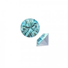 1088 Swarovski Crystal Chaton PP32 Light Turquoise F Pk6