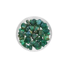 GINKO™ / 7.5x7.5mm / Emerald / Rembrandt / 5g / ~20pcs