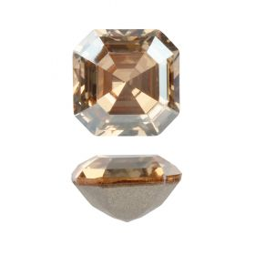 4480 Swarovski Crystal Imperial Fancy Stone 10mm Crystal Golden Shadow F Pk1