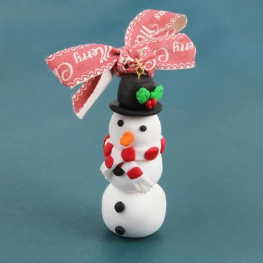 Novelty Christmas Snowman Decoration