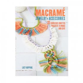 Macrame Jewelry & Accessories by Lucy Hopping