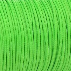 Coated twine / 2.0mm / lime / 1m