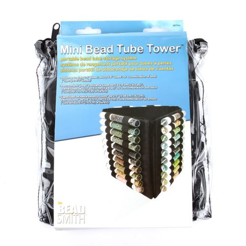Beadsmith Mini Bead Tower for Storing Tubes