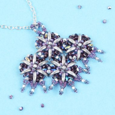 Fireworks Pendant Necklace