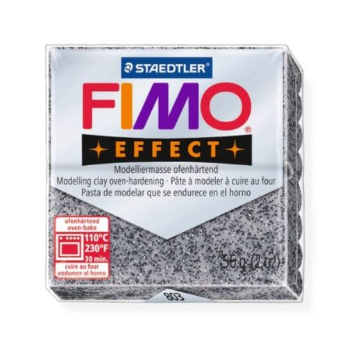 Staedtler Fimo Effect Polymer Clay Granite 56g (1.97oz)