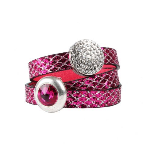 Pink New Year Sparkle Bracelet