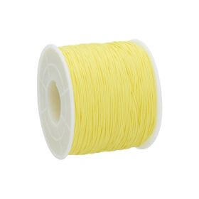 Macrame ™ / Macrame cord / nylon / 0.6mm / yellow / 135m