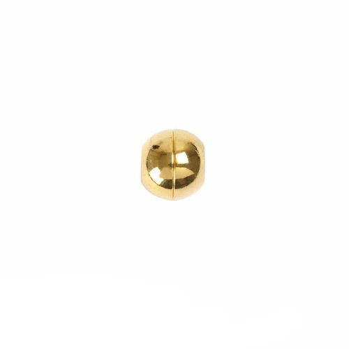 Gold Plated 6mm Magnetic Clasp Pk1