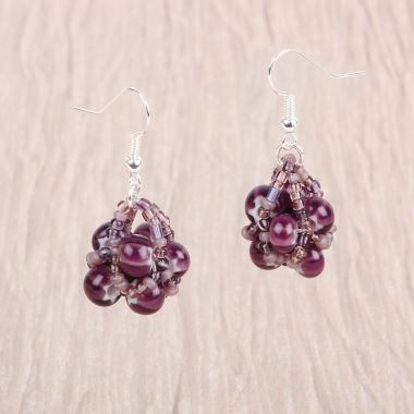 Very Berry Earrings