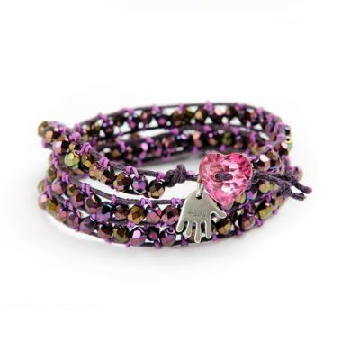 Berry Burst Bracelet