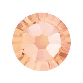 2088 Swarovski Crystal Flat Backs Non HF 7mm SS34 Light Peach F Pk144