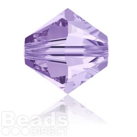 5328 Swarovski Crystal Bicones 8mm Tanzanite Pk288