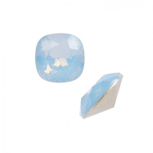 4470 Swarovski Crystal Square Fancy Stone 10mm Air Blue Opal F Pack of 1