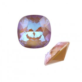4470 Swarovski Crystal Square Fancy Stone 12mm Crystal Cappuccino DeLite Pk1
