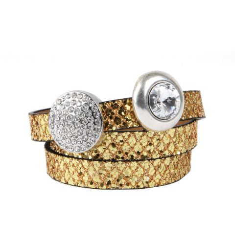 Gold New Year Sparkle Bracelet