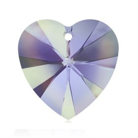6228 Swarovski Crystal Hearts 10mm Vitrial Light Pk288