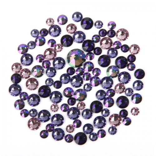 2078 Swarovski Crystal Hotfix Purple Mix 5g