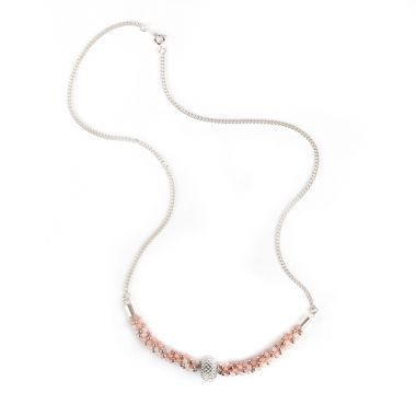 Crystal Blush Necklace