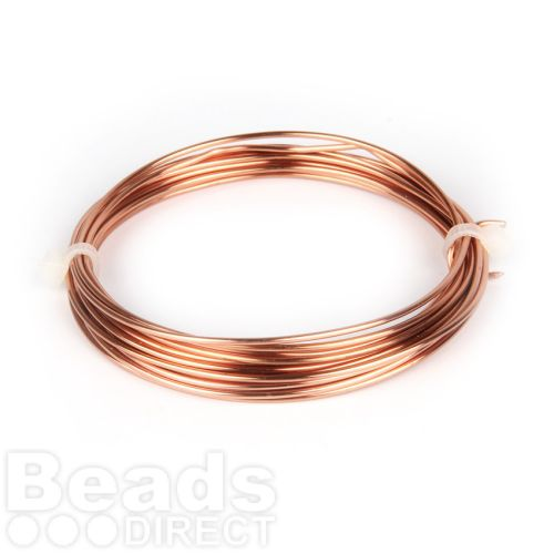 Copper Wire 1.25mm 3metre Coil
