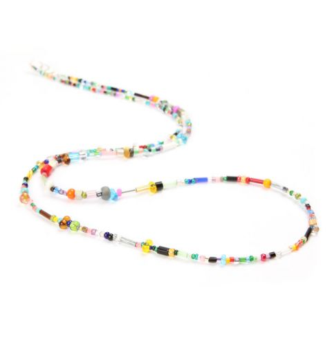 Random Rainbow Necklace