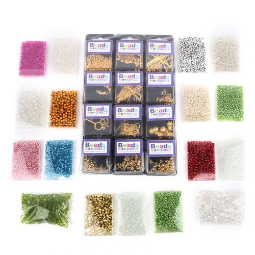 Beads Direct Beader's Heaven Essential Collection