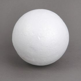 White Durafoam Ball 4.5in Pk1