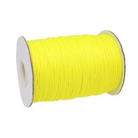 Coated twine / 1.0mm / yellow / 160m