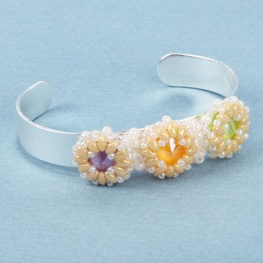 Spring Buttercup Bangle